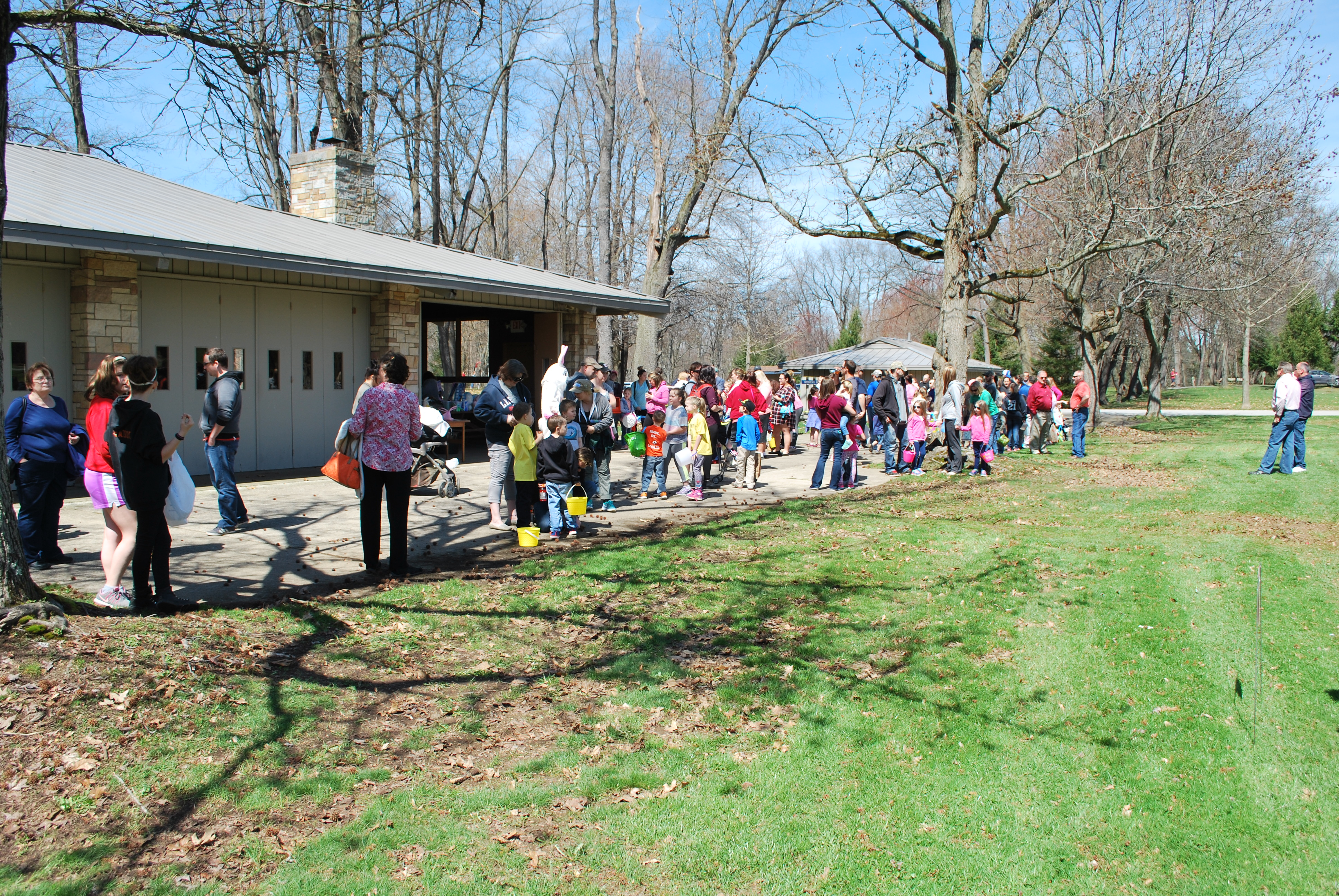 Easter Egg Hunt 04 09 2017 A