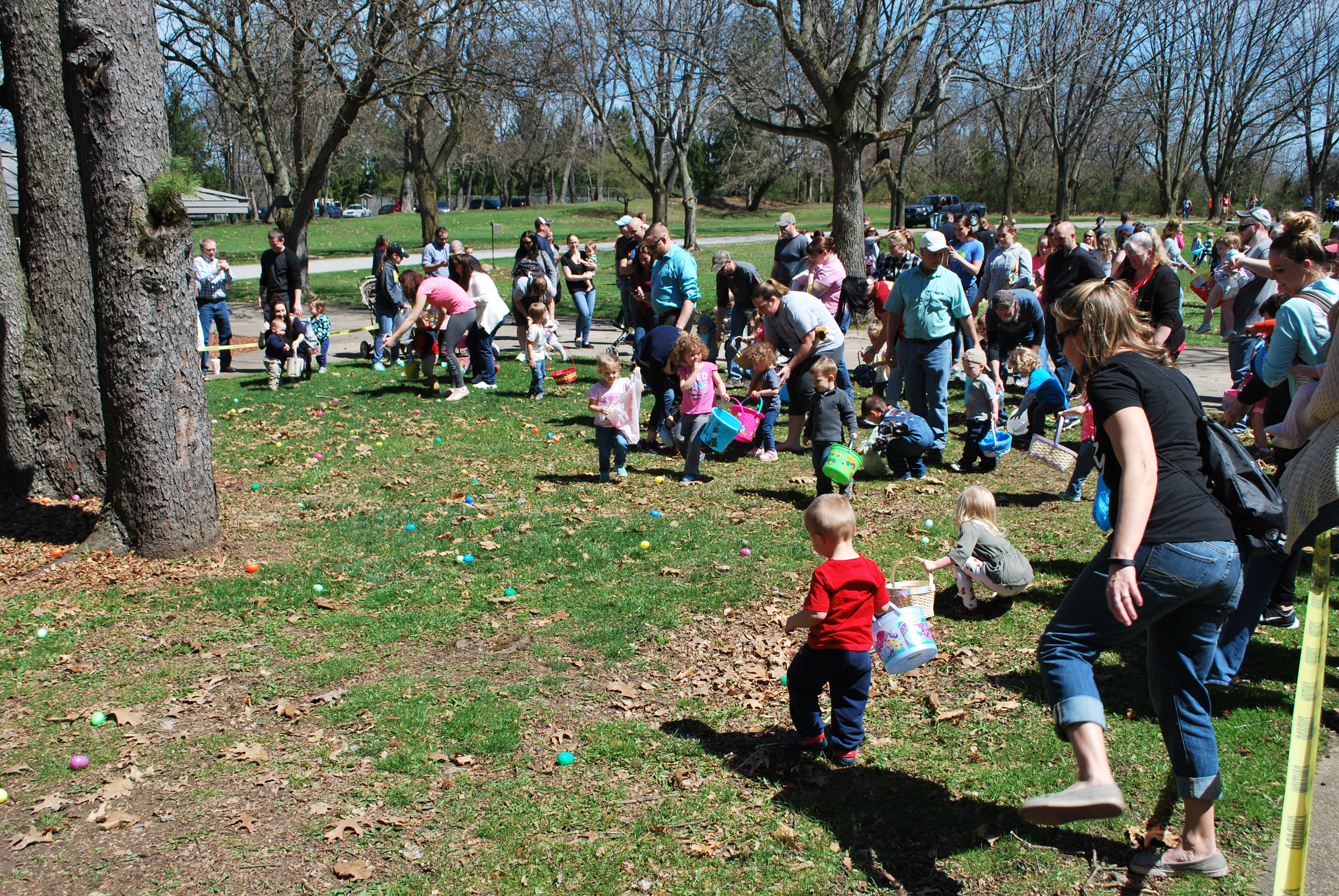 Easter Egg Hunt 04 09 2017 B