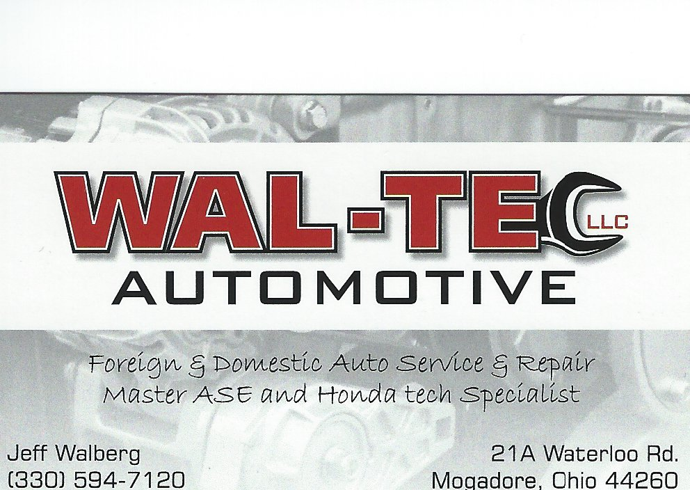 Jeff Walberg Wal Tec Automotive