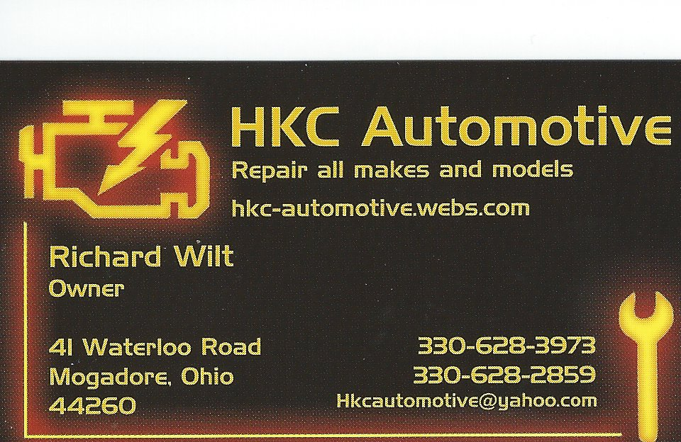 Richard Wilt HKC Automotive