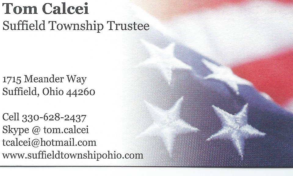 Tom Calcei trustee