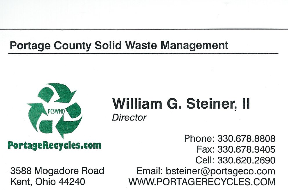 William Steiner PC Solid Waste