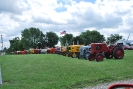 Carl Rufener's tractor collection